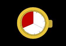 chronomètre 72 dpi