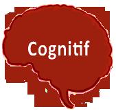 cognitif cerveau